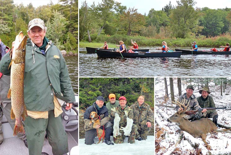 Four Season Adirondack Guide Service