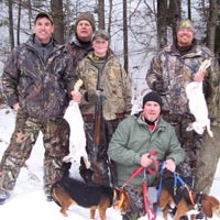 Guided Hunting in the Adirondacks
